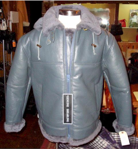 Men S Sale Shearling Coats