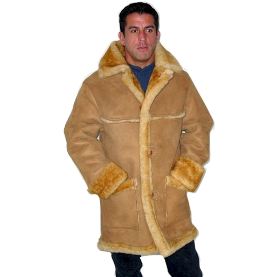 f36723e4e0 Men s Shearling Coats  VillageShop.com