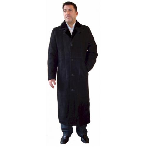 Men's Shearling Coats: VillageShop.com