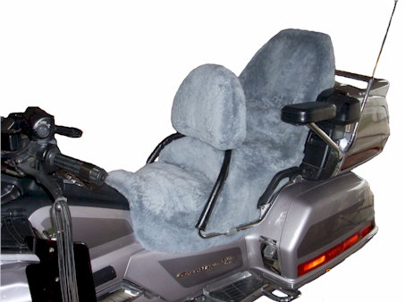 Honda Goldwing Sheepskin Seat Covers