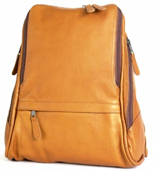 Leather Backpack Apollo