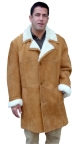 Men's Closed Seam Marlboro Coat