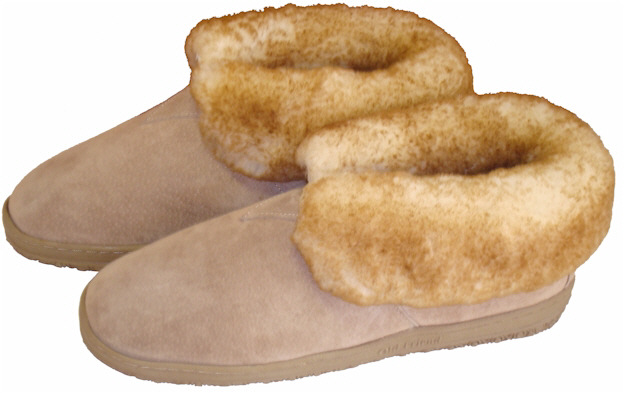 Men's Sheepskin Bootee by Old Friend Footwear