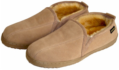 Flex Sheepskin Slippers by Old Friend