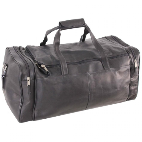 Tour Leather Duffel Bag