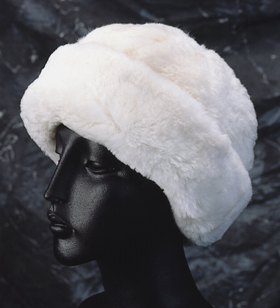 Jackie Shearling Hat