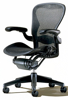 Aeron Sheepskin Office Chair Covers
