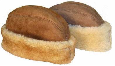 Ambassador Sheepskin Hat