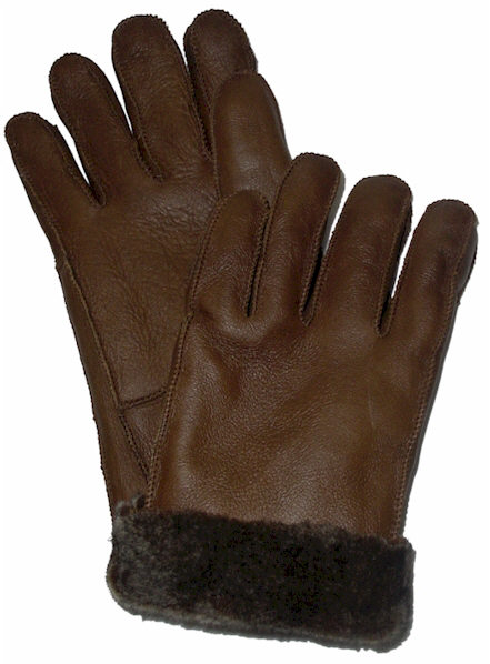 Nappa Shearling Gloves