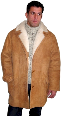 Sheepskin coats, shearling jackets at VillageShop