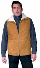 Village Shop - Colorado Sheepskin Vest