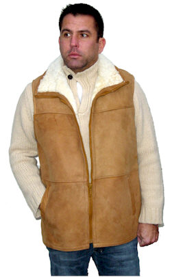 Colorado Sheepskin Vests