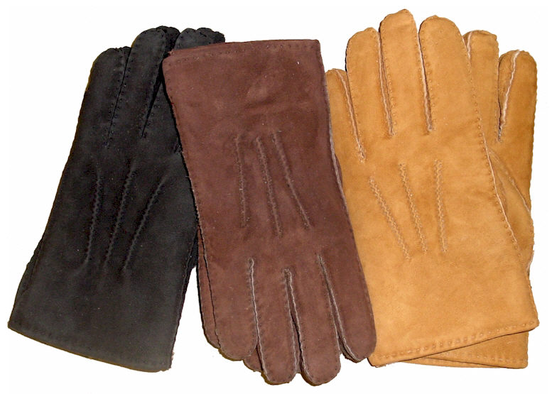 #2 Style Sheepskin Gloves