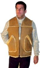 Village Shop - Kidney Flap Vest
