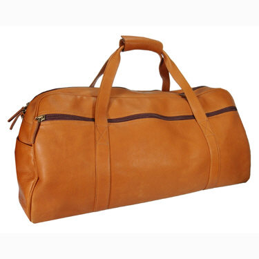 Top Zip Convention Duffel Bag