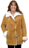 Village Shop - Icelandic Shearling Jacket