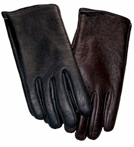 Ladies Shearling Gloves