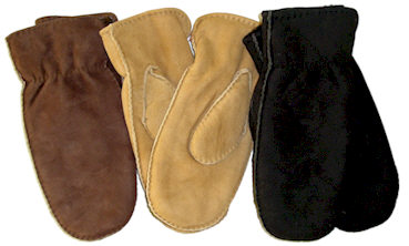 Village Shop - #2 Style Sheepskin Mittens