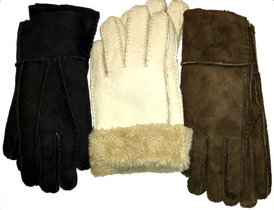 #3 Style Sheepskin Gloves