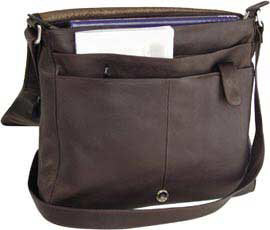 Front Flap Messenger Bag
