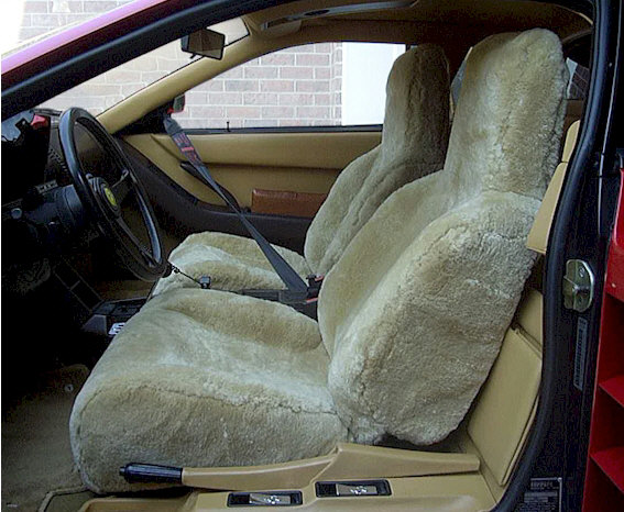 Tailor Made Custom Sheepskin Seat Covers