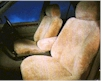 Tailor Made Custom Sheepskin Seat Covers - More Details