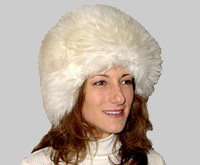 Village Shop - Snoball sheepskin hat