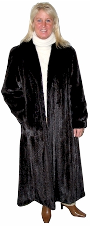 Mink Coat, Full Length