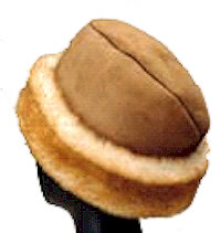 English Sheepskin Hat