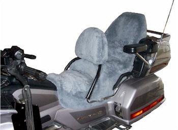 Honda Goldwing Sheepskin Seat Covers