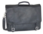 Challenger Leather Briefcase