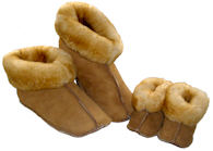 Babies Small Sheepskin Snuggies - More Details