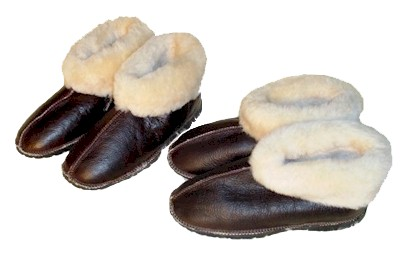 Snuggie Sheepskin Shoe