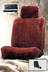 Tailor Made Super-Fit Sheepskin Seat Covers