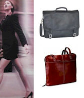 Leather Backpacks, purses, duffel bags & briefcases by Latico Leathers
